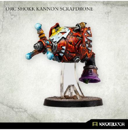 Orc Shokk Kannon Scrapdrone