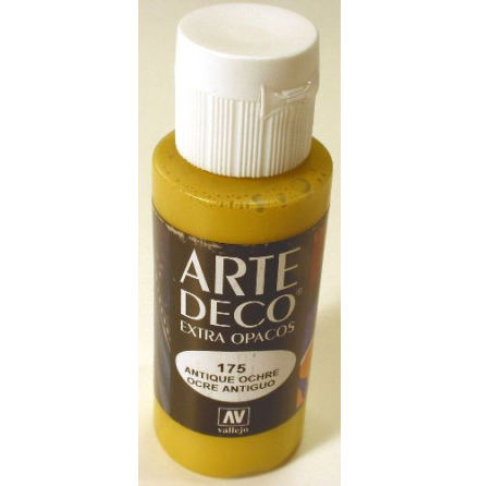 ART DECO 175 60 ml ANTIQUE OCHRE