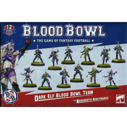 BLOOD BOWL: DARK ELF TEAM (BB 2020)