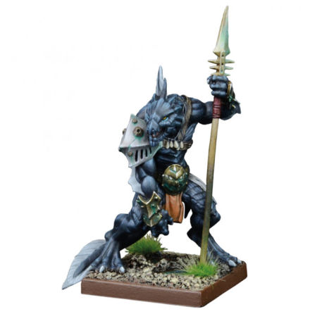 Vanguard: Trident Realm Support Pack - Placoderm Defender