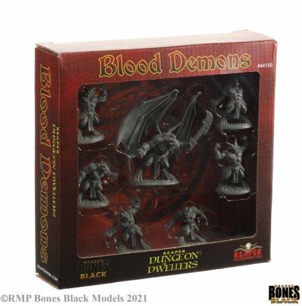 BLOOD DEMONS BOXED SET (BONES BLACK)