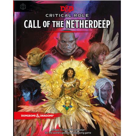 D&D 5th ed: Critical Role: Call of the Netherdeep