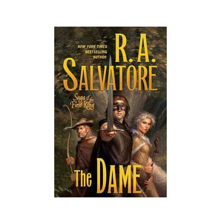 Saga of the First King 3: The Dame (R.A.Salvatore - Tor Books) (hardcover)