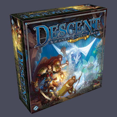 Descent 2nd ed: Basic Game