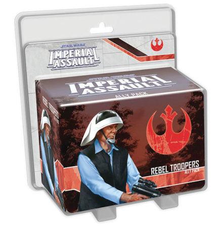 Star Wars Imperial Assault: Rebel Troopers Ally Pack