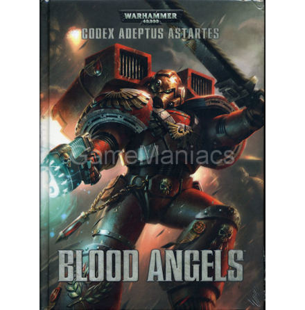 CODEX BLOOD ANGELS (ENGLISH, 2014)