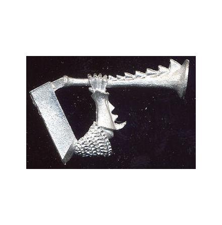 Dark Elf Cold One Knight Musician Arm (1)