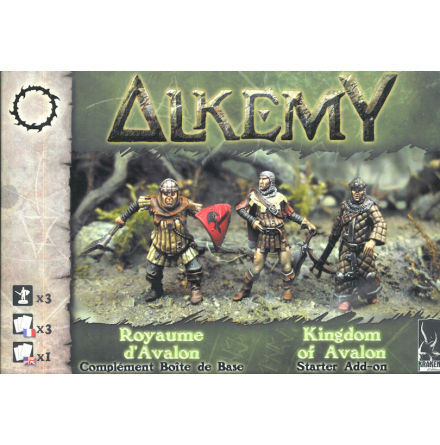 Alkemy Kingdom of Avalon: Reinforcement Box (3)