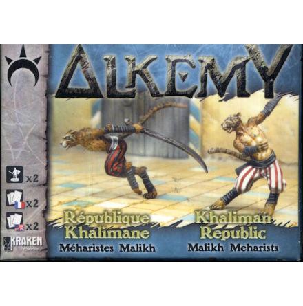 Alkemy Khaliman Republic: Meharists (x2)