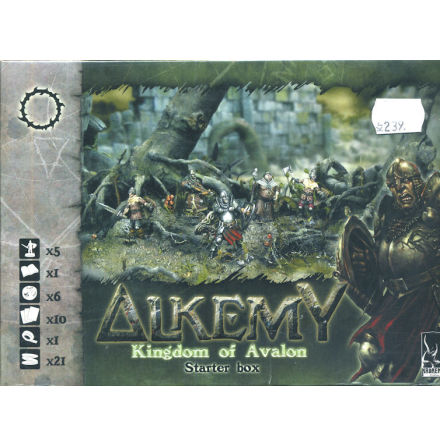 Alkemy Kingdom of Avalon: Starter Box (5)