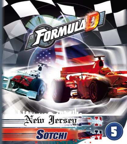 Formula D: Expansion 5 - Sotchi