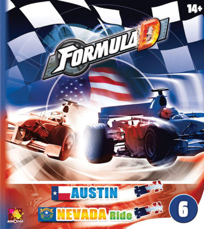 Formula D: Expansion 6 - Austin/Nevada Ride