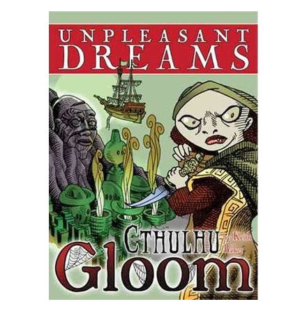 Cthulhu Gloom Unpleasant Dreams