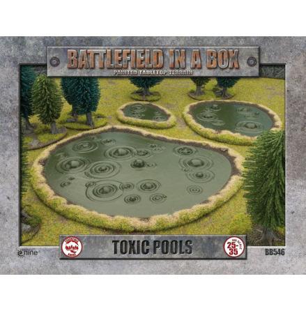 Toxic Pools (25-35 mm skala)