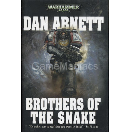 BROTHERS OF THE SNAKE (Hardback)