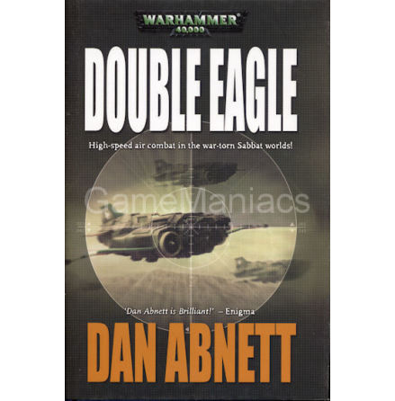 DOUBLE EAGLE (Novel 320 p Hardback)