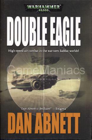 DOUBLE EAGLE (Novel 320 p Hardback)