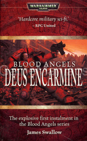 BLOOD ANGELS: DEUS ENCARMINE