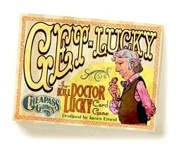 Get Lucky - The Kill Doctor Lucky Card Game