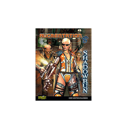 Shadowrun: Augmentation (Hardback)