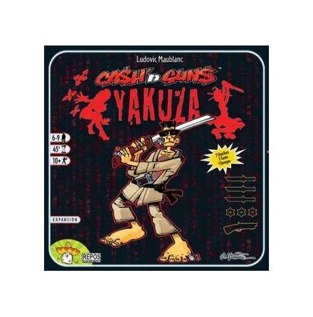 Cashn Guns: Yakuzas