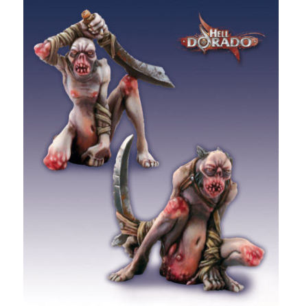 Damned Ones of Sloth