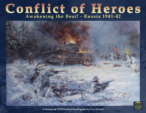 Conflict of Heroes: Awakening the Bear! 2nd ed