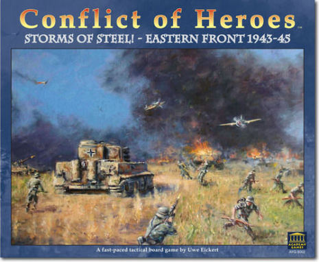 Conflict of Heroes: Storms of Steel!