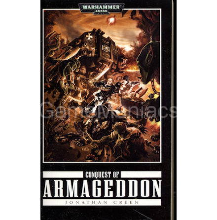 CONQUEST OF ARMAGEDDON (Novel)