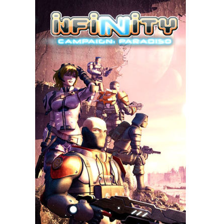 Infinity Campaign Book: Paradiso