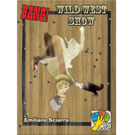 BANG! Wild West Show (English)