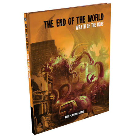 The End of the World RPG: Wrath of the Gods Hardcover