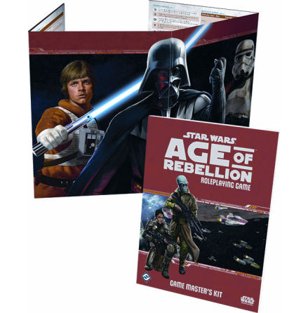 Age of Rebellion Game Masters Kit
