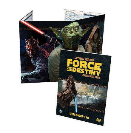 Force and Destiny Game Masters Kit
