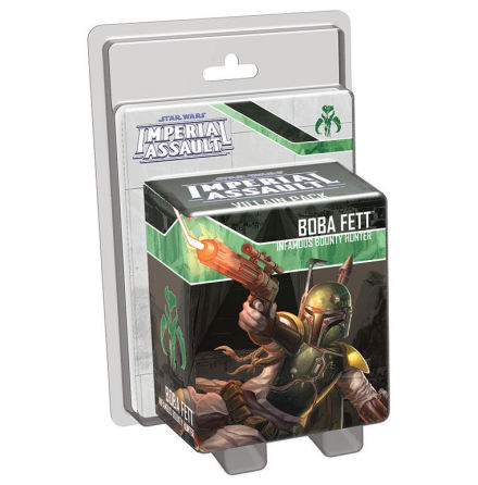 Star Wars Imperial Assault: Boba Fett Villain Pack