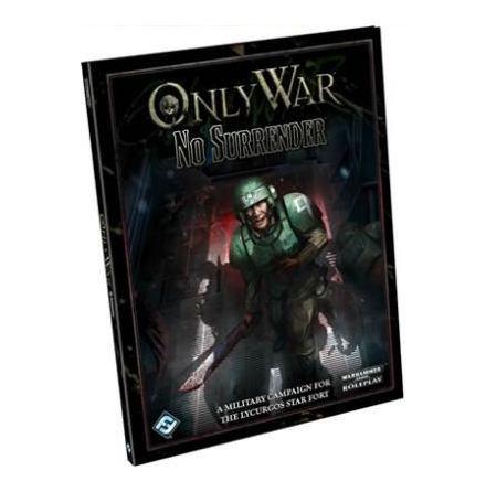 Only War No Surrender