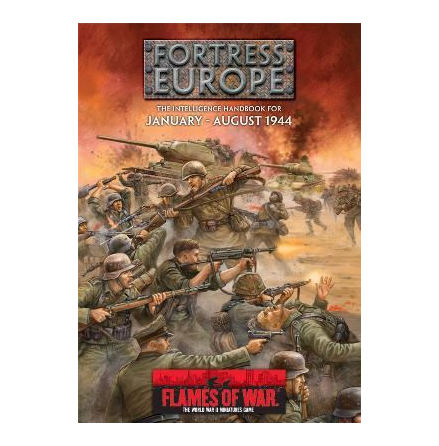 Fortress Europe : January - August 1944
