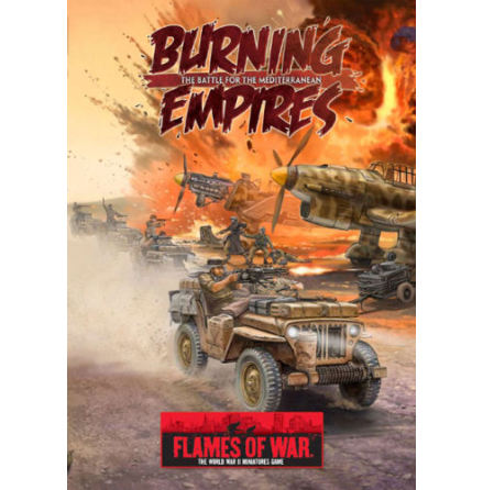 Burning Empires (EARLY, MIDDLE)