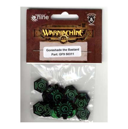 Goreshade the Bastard Token Set